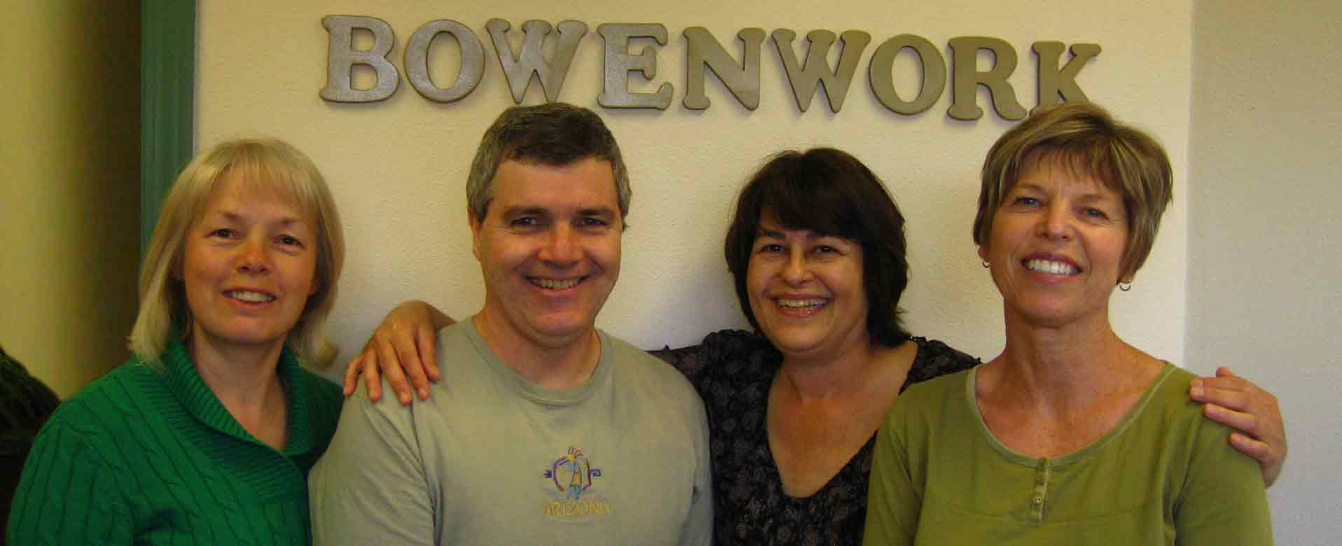 why become a bowenwork practitioner